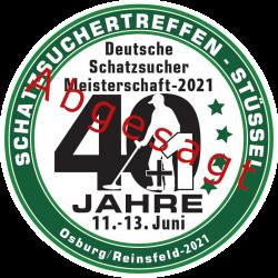 Deutsche Schatzsucher Meisterschaft 2021 Osburg/ Reinsfeld